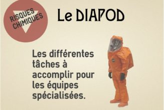 Risques chimiques : le DIAPOD