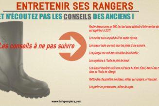 Des Rangers propres !