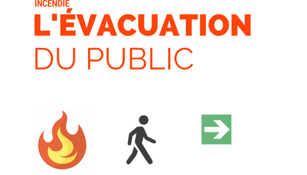 Comprendre le processus d'évacuation du public dans un ERP ou des travailleurs en entreprise en cas d'incendie. Optimiser la réponse et gagner en rapidité.
