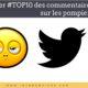 Twitter #TOP10 des commentaires sur les pompiers #1