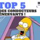 TOP #5 Des conducteurs énervants !