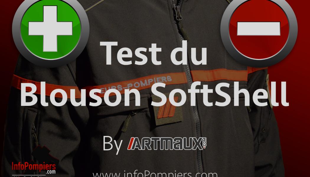 TEST – Blouson SoftShell by Artmaux