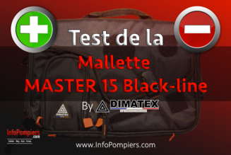 TEST – MASTER 15 Black-line – By Dimatex Sécurité