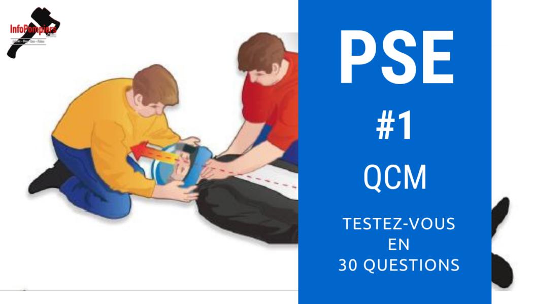 #1 QCM – PSE1 – PSE2 – 30 questions